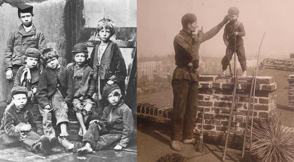 czyszczenie komina Kraków - historia